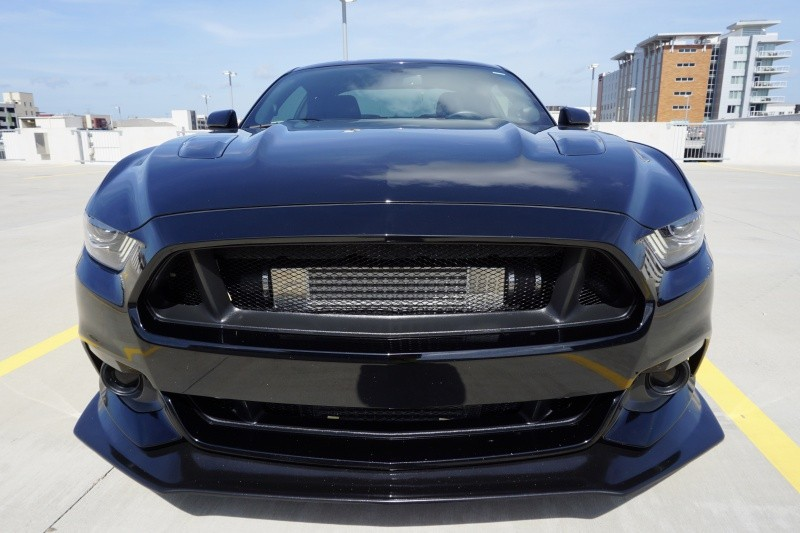 2016 Ford Mustang GT Supercharged Supercharged Fastback GT