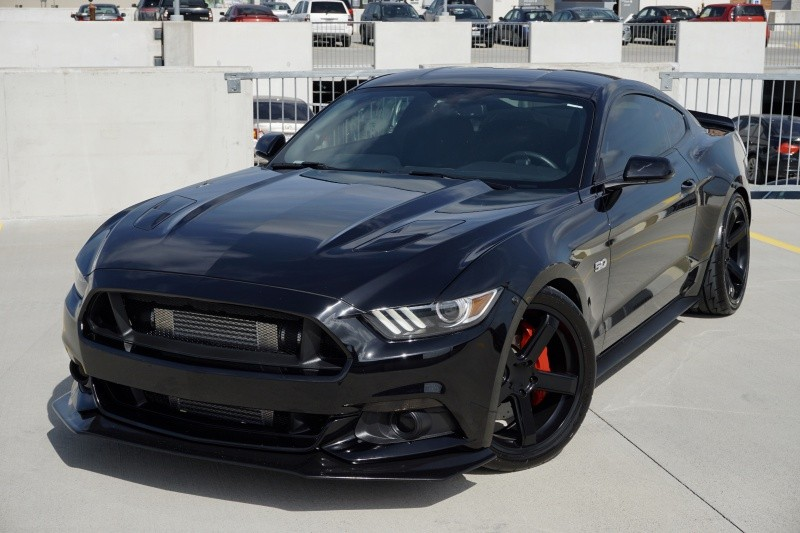 Ford Mustang GT Supercharged 2016 price $29,995