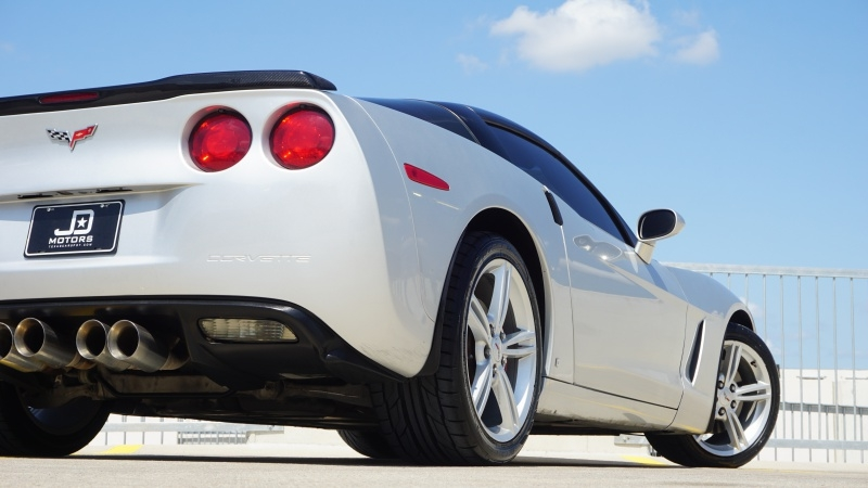 Chevrolet Corvette Targa LS3 2009 price $21,995