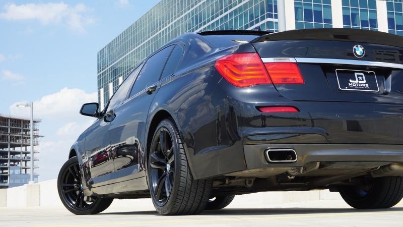 BMW 7 Series 750 Li M Sport 2012 price $19,995