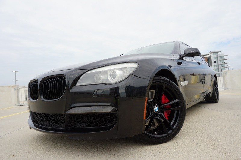 BMW 7 Series 750 Li M Sport 2012 price $19,995