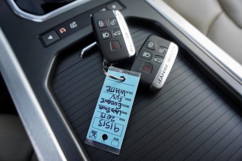 Land Rover Range Rover Evoque 2012 price $21,995