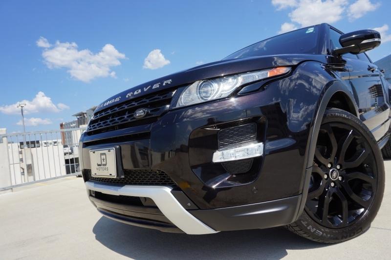 Land Rover Range Rover Evoque 2013 price $26,995