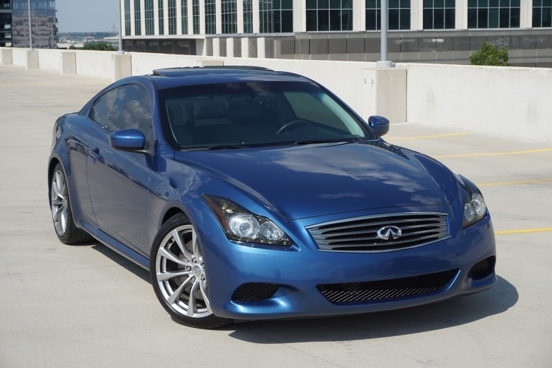 Infiniti G37 S Coupe 2008 price $14,995