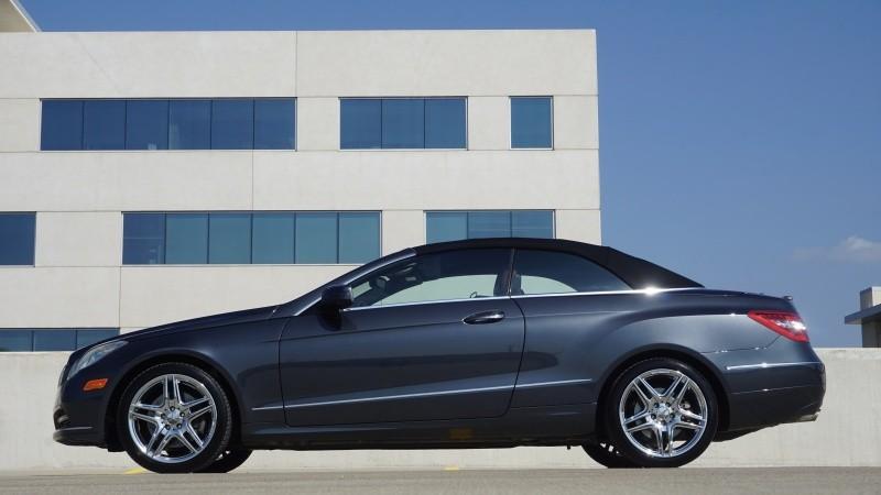 Mercedes-Benz E350 Cabriolet AMG 2013 price $23,995