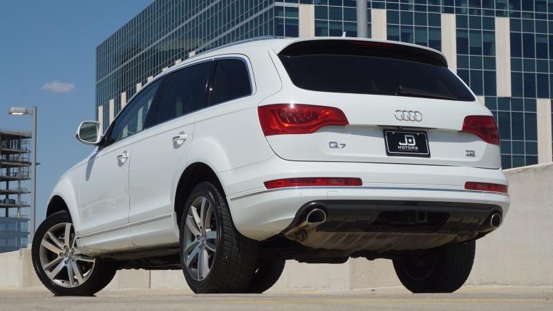 Audi Q7 TDI 2013 price $19,995