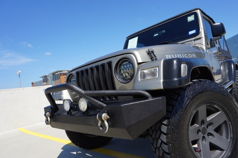 Jeep Wrangler Unlimited 2006 price $23,995