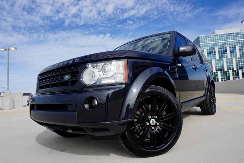 Land Rover LR4 2012 price $22,995