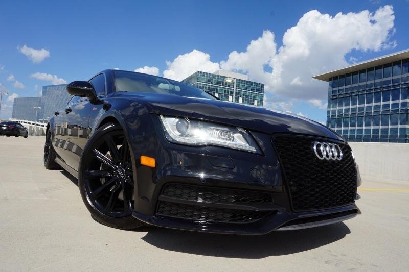 Audi A7 Prestige 2012 price $26,995