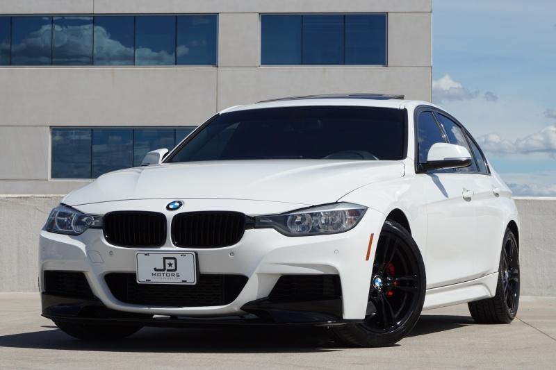 BMW 3 Series 328 i Sedan 2013 price $17,995