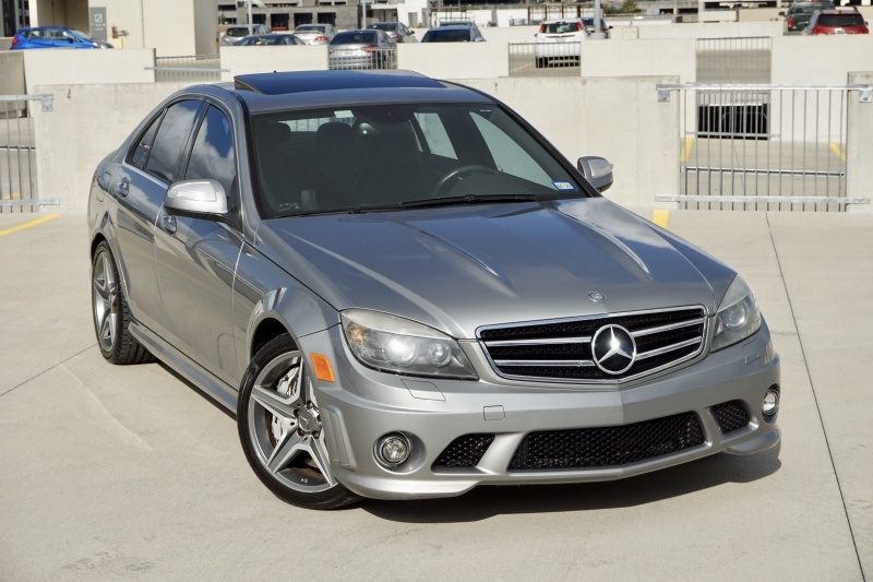 Mercedes-Benz C63 AMG 2009 price $21,995