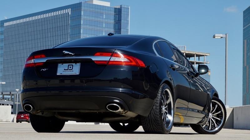 Jaguar XF 2012 price $16,995