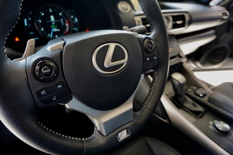 Lexus IS 250 F Sport 2015 price $21,995