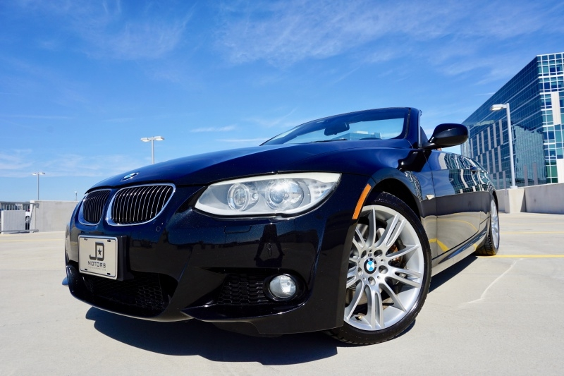 BMW 3 Series 335i Cabriolet 2011 price $16,995