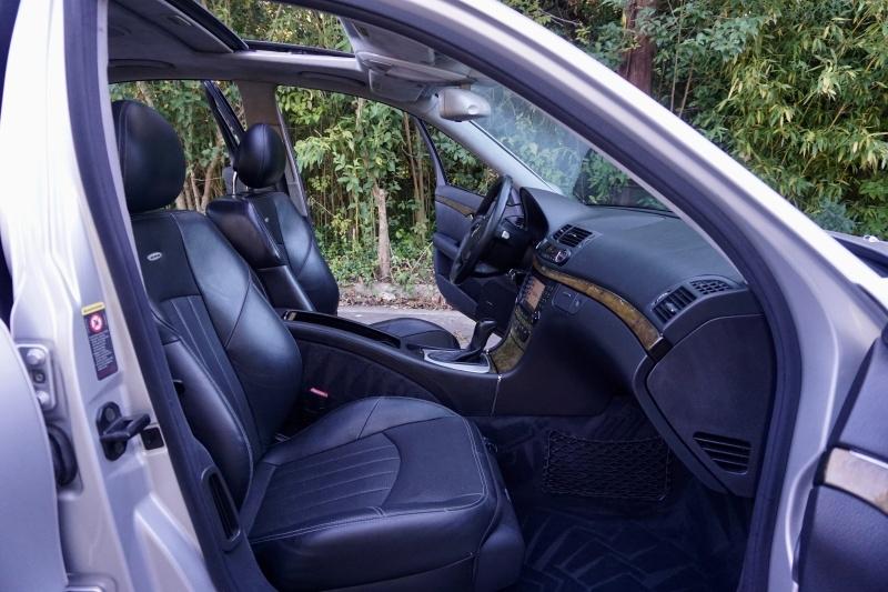 Mercedes-Benz E55 AMG Kompressor 2005 price $12,998