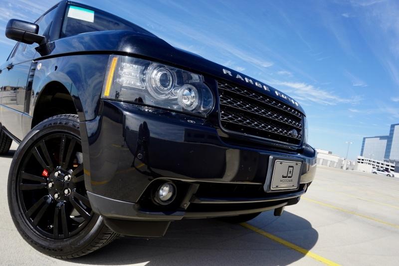 Land Rover Range Rover 2012 price $24,995