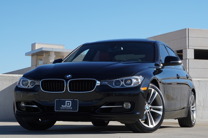 BMW 3 Series 328i Sedan 2012 price $14,995