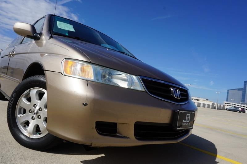 Honda Odyssey 2004 price $3,995