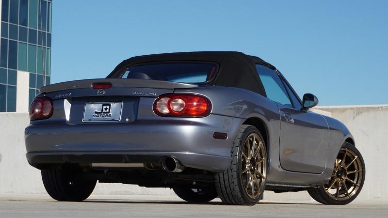 Mazda Miata Mazdaspeed 2004 price $8,995