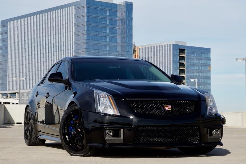 2011 Cadillac Cts V Sedan Supercharged Jd Motors Llc Dealership In Austin