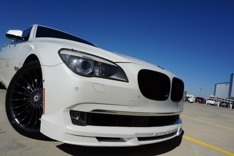 BMW 7 Series ALPINA B7 LWB 2012 price $33,995