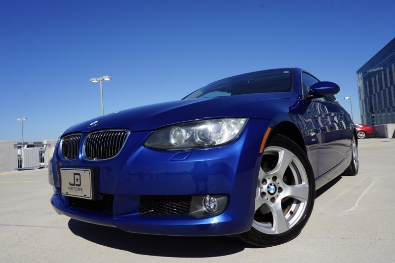 BMW 3 Series 328i Coupe 2009 price $9,995