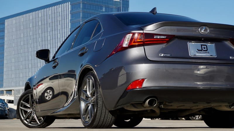 Lexus IS 350 2015 price $21,995