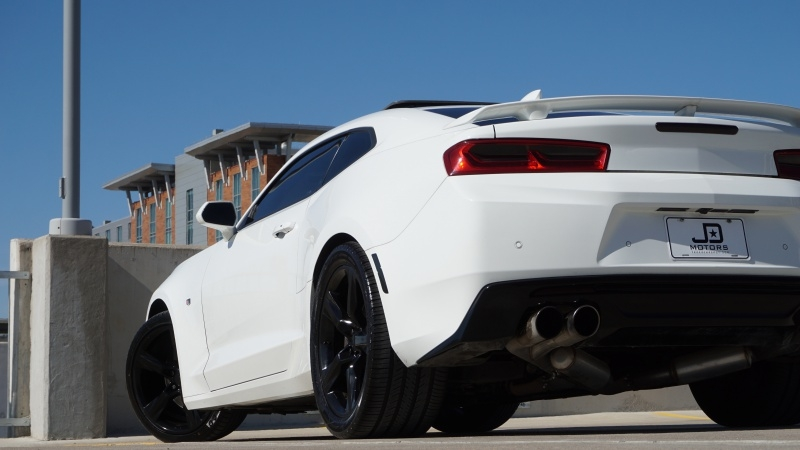 Chevrolet Camaro SS Fifty 2017 price $29,995