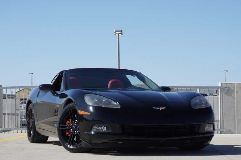 Chevrolet Corvette 2007 price $17,995