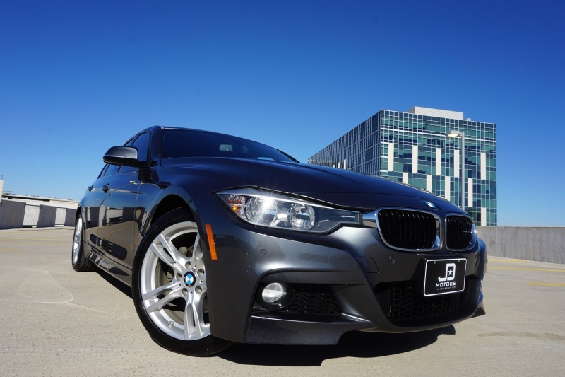 BMW 3 Series 328d M Sport 2014 price $14,998