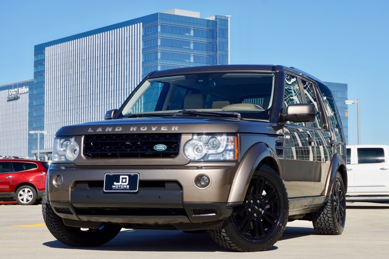 Land Rover LR 4 2012 price $21,995