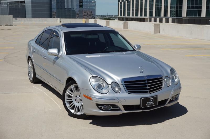 Mercedes-Benz E Class E350 2008 price $6,450