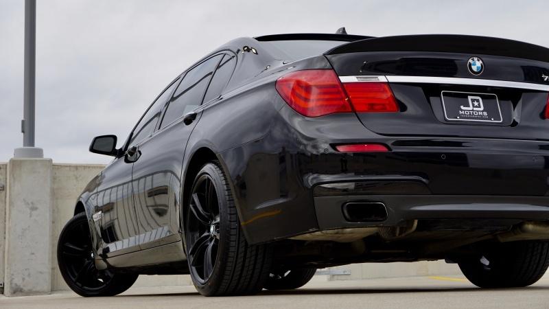 BMW 7 Series 750 Li M 2012 price $17,995
