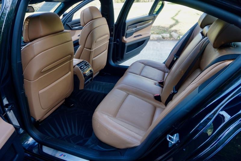 BMW 7 Series 750 Li M 2012 price $19,995