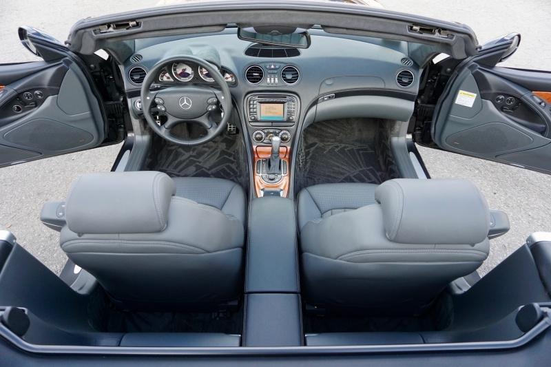 Mercedes-Benz SL55 AMG 2003 price $19,998