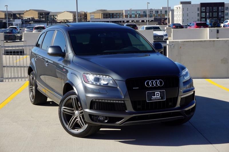 Audi Q7 2013 price $24,395