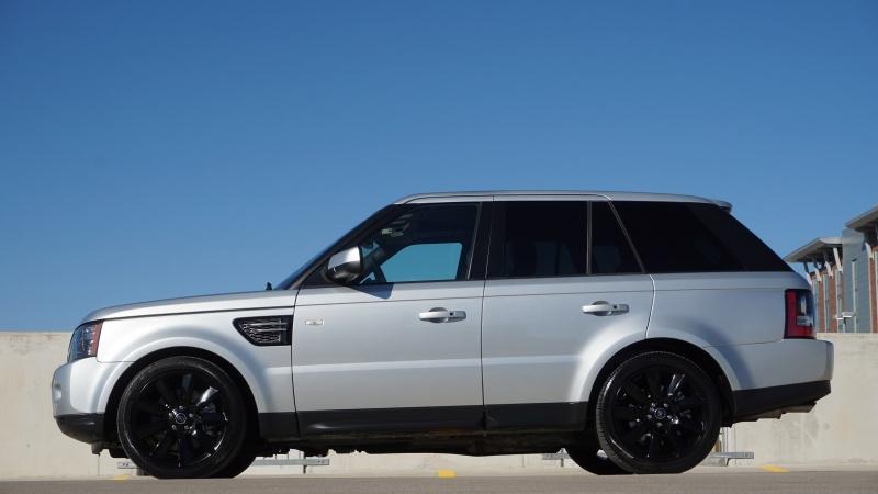 Land Rover Range Rover Sport 2013 price $23,850