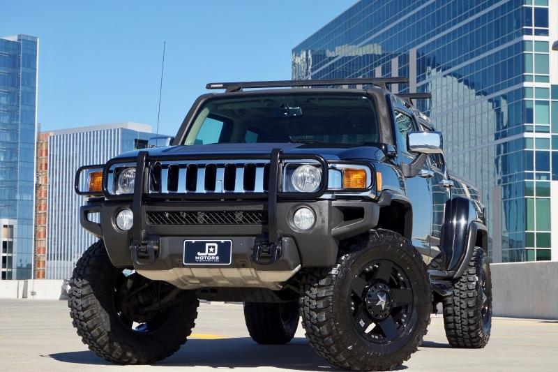 Hummer H3 SUT Alpha 2009 price $27,995