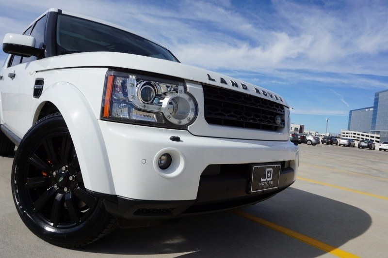 Land Rover LR 4 2013 price $24,998