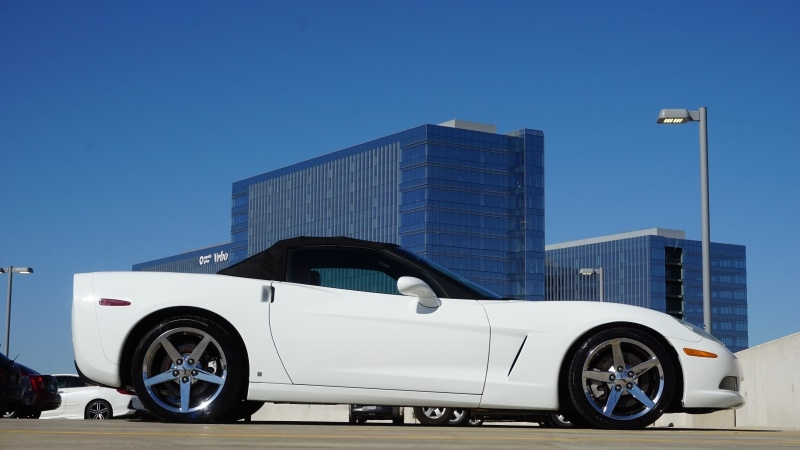 Chevrolet Corvette 2007 price $21,995