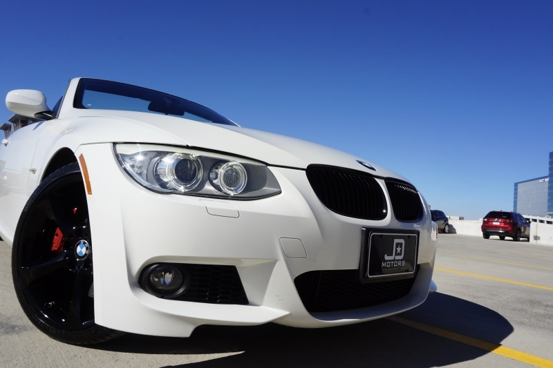 BMW 3 Series 335i Convertible 2012 price $14,998