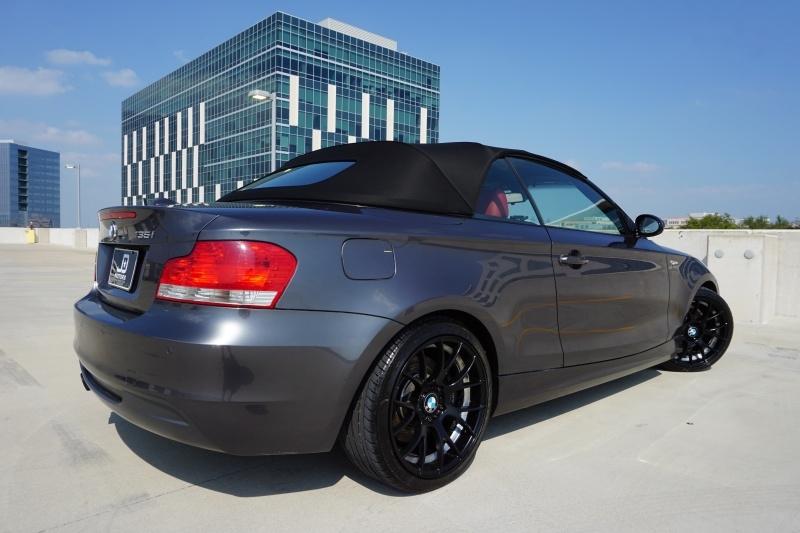 BMW 1 Series 135i Cabriolet 2008 price $11,888