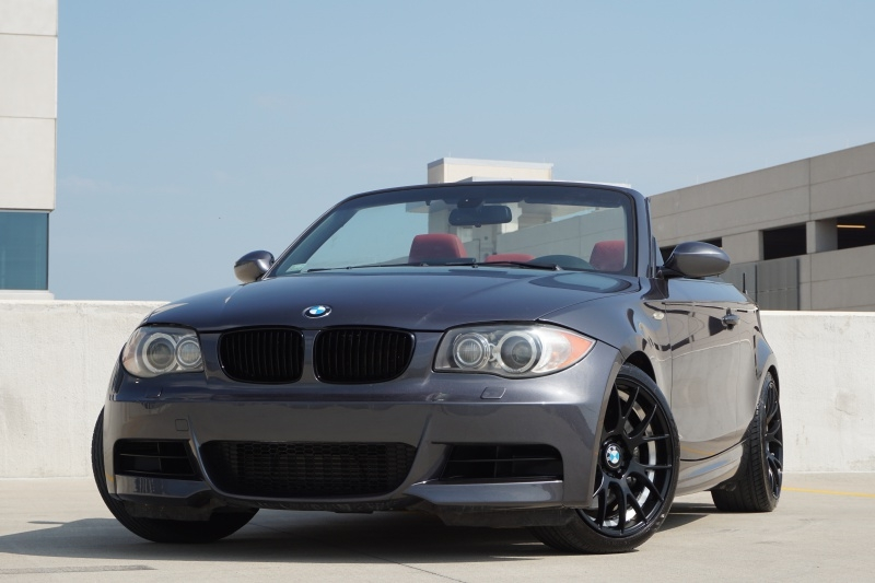BMW 1 Series 135i Cabriolet 2008 price $11,888