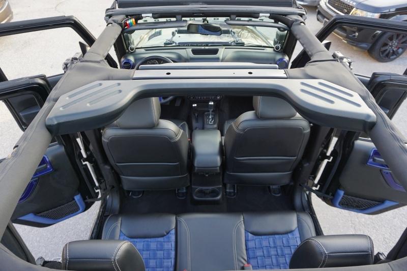 Jeep Wrangler Unlimited 2013 price $34,995