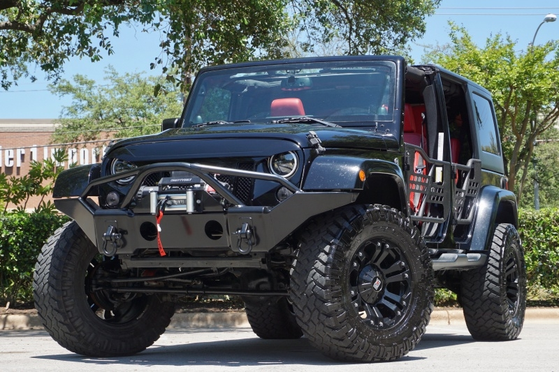 Jeep Wrangler Unlimited Sahara 2013 price $26,995