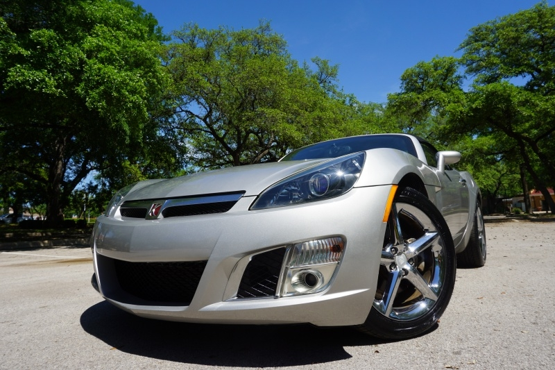 Saturn Sky Red Line Turbo 2009 price $11,700