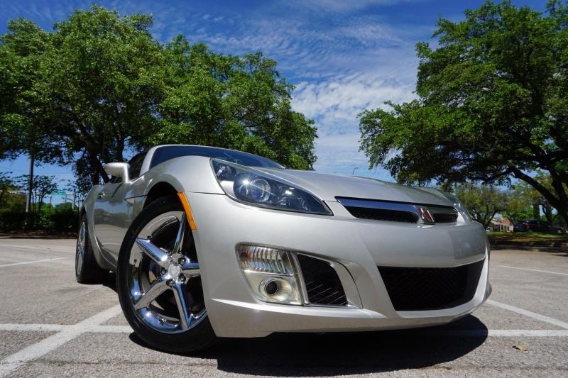 Saturn Sky Red Line Turbo 2009 price $11,700