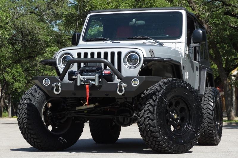 Jeep Wrangler 2005 price $19,477