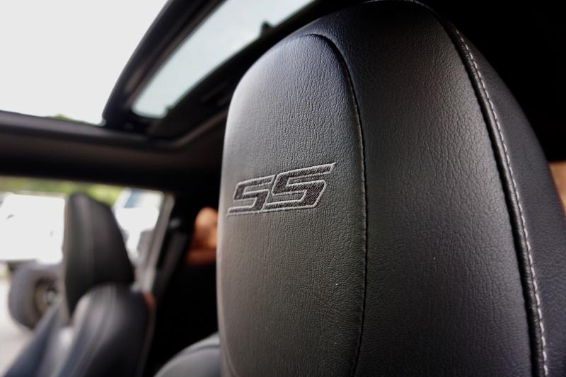 Chevrolet Camaro SS 2010 price $16,998
