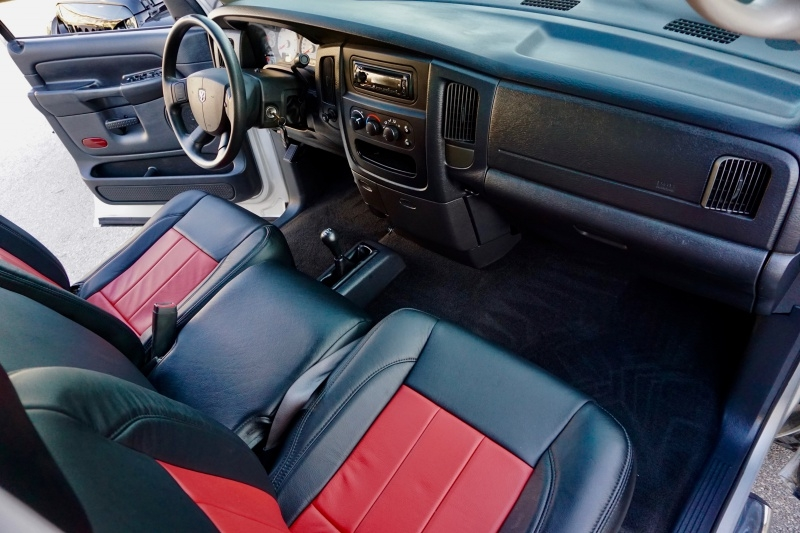 Dodge Ram 2500 Cummings 4WD 2005 price $16,870